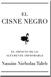 El Cisne Negro en español