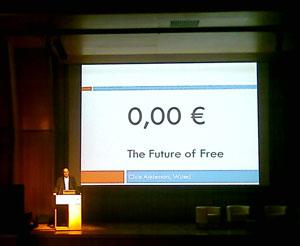 Chris Anderson - La economia de lo gratuito